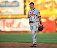 Minor League Baseball 2012 Stock Photography