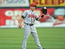 Minor League Baseball 2012 Royalty Free Stock Photos