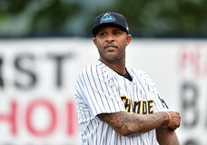 2014 minor league baseball CC Sabathia Obrazy Stock