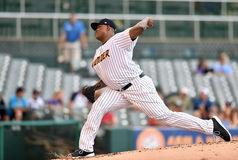 2014 minor league baseball CC Sabathia Obraz Stock