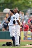 2014 Minor League Baseball CC Sabathia Royalty Free Stock Photography
