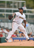 2014 Minor League Baseball CC Sabathia Royalty Free Stock Photos