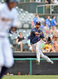 2014 Minor League Baseball Royalty Free Stock Images