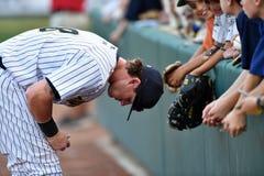 2014 Minor League Baseball Royalty Free Stock Photo