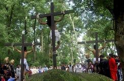 MINORANZE RELIGIOSE DELL'INDONESIA Fotografie Stock Libere da Diritti