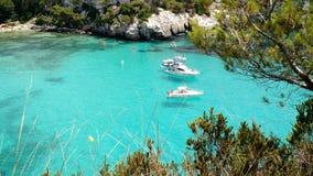 Minorca, Espanha Imagem de Stock
