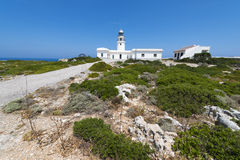 Minorca Lighthouse Royalty Free Stock Images