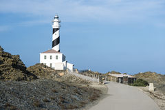 Minorca Lighthouse Stock Photos