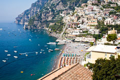 Minori - Costiera Amalfitana - italy Royalty Free Stock Photo