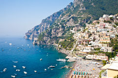 Minori - Costiera Amalfitana - italy Royalty Free Stock Photos