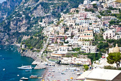 Minori - Costiera Amalfitana - italy Stock Photo