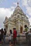 MINORITÉS RELIGIEUSES DE L'INDONÉSIE Images libres de droits
