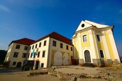 Minorite Monastery, Maribor, Slovenia Stock Image