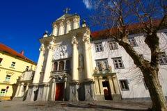 Minorite Monastery, Ptuj, Slovenia Royalty Free Stock Photos