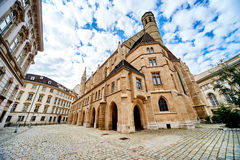 Minoriten Church (Minoritenkirche) in Vienna city. Austria Stock Photo