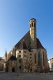 Minoritenkirche di Vienna Immagini Stock