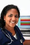 minoritetsjuksköterska Fotografering för Bildbyråer