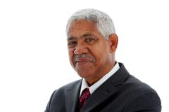 Minority Businessman Stock Photo