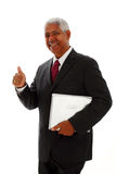 Minority Businessman Royalty Free Stock Photo