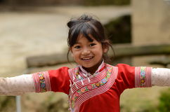 Minority Chinese girl Royalty Free Stock Images