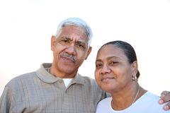 Minority Couple Stock Photo