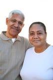 Minority Couple Stock Image