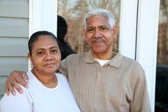 Minority Couple Royalty Free Stock Photography