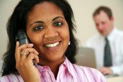 Minority Customer Service Stock Images