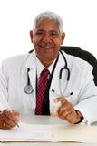 Minority Doctor Stock Photo