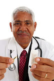 Minority Doctor Royalty Free Stock Images