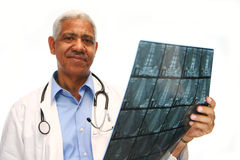 Minority Doctor Royalty Free Stock Photo