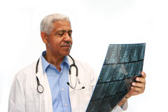 Minority Doctor Royalty Free Stock Photos
