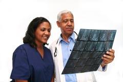 Minority Doctor Stock Image