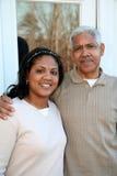 Minority Family stock photography