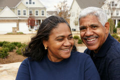 Minority Family Royalty Free Stock Images
