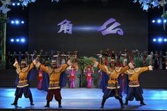 Minority Show, China Royalty Free Stock Photos