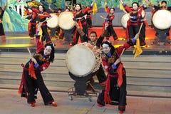 Minority Show, China Royalty Free Stock Image