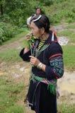 Minority Vietnamese woman Royalty Free Stock Image