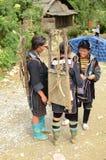 Minority Vietnamese women Stock Photography
