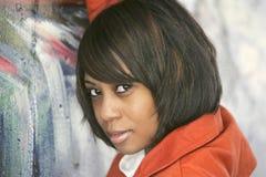 Minority woman Stock Photography