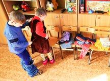 minors schronienie zdjęcie stock