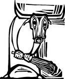 Minotaur Foto de archivo