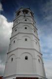 Minret de la mosquée ou du Masjid Tengkera de Tranquerah Images libres de droits
