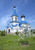 Minsk: Ð ¾ rthodox St Nicholas Church Royalty-vrije Stock Fotografie