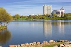Minsk. fotografia stock