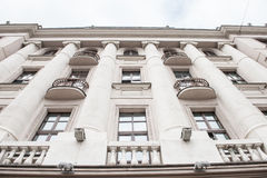 Minsk Architectural Buildings Stock Image