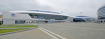 Minsk Arena Royalty Free Stock Photography