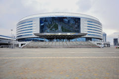 Minsk Arena, Belarus Royalty Free Stock Images