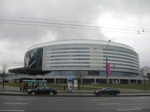 The Minsk Arena Stock Photo