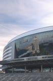 Minsk, Bealarus - April, 26: Minsk-Arena Ice-Hockey Sport Comple Stock Photo